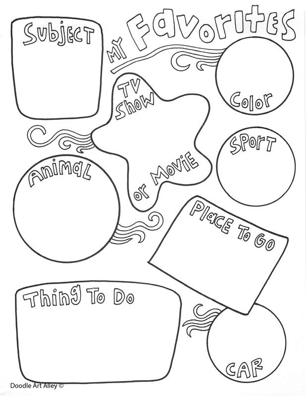 Lots of neat school related printables. Good conversation starters/ice breakers