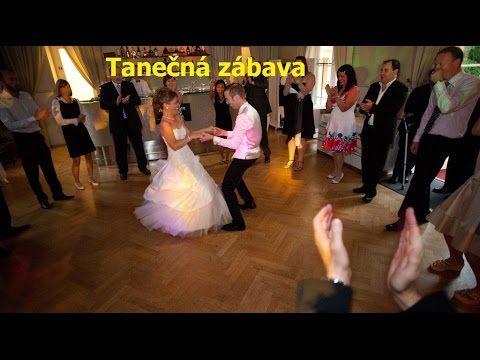 Tanečné kolo na svadbu, oslavu a zábavu - skupina ERB