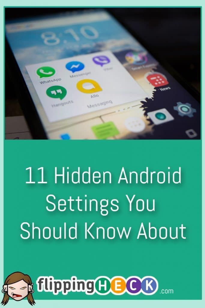 11 Hidden Android Settings You Should Know About