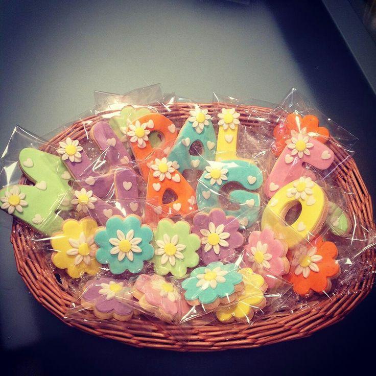 Biscotto decorati con pdz