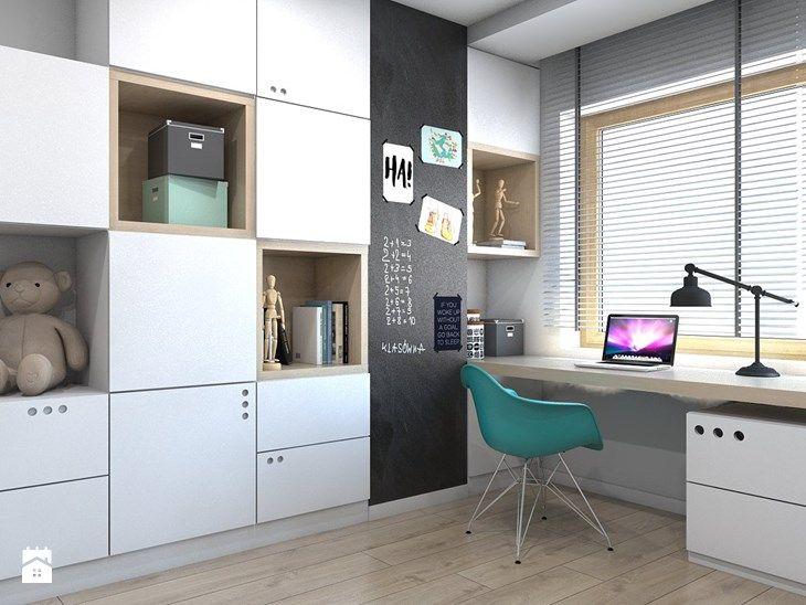 Pokój dziecka, styl nowoczesny - zdjęcie od A2 STUDIO pracownia architektury