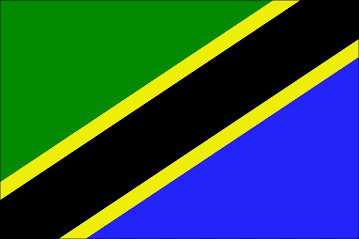 tanzania flag | tanzania tanzania flag tanzania information about tanzania flag of ...