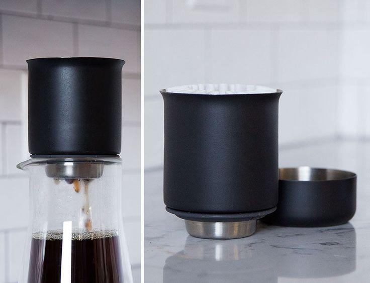 Modern Coffee Maker