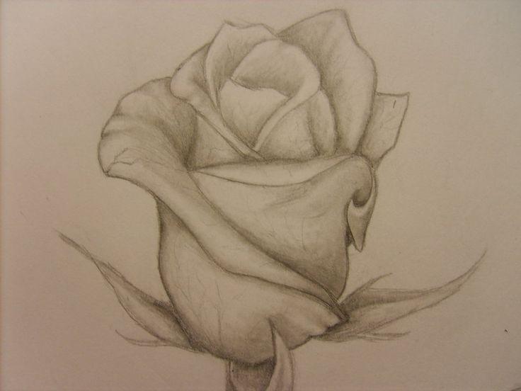 Rose Bud Tattoo