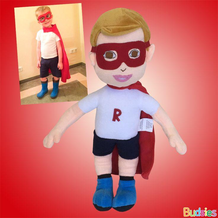 SuperMom, a Very Real Doll