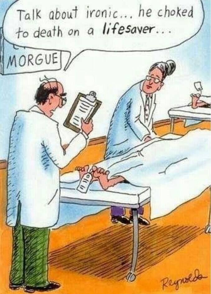 Morbid Humor
