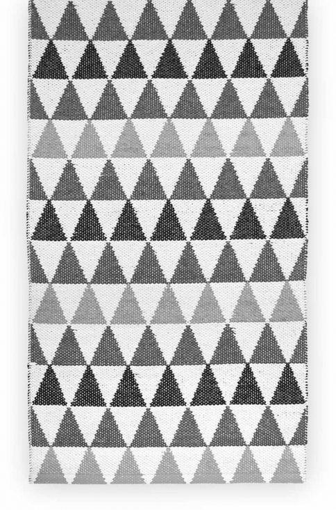 Mattor / Gångmattor och Stora mattor / Plastmatta Tribus grå (House of Hedda)