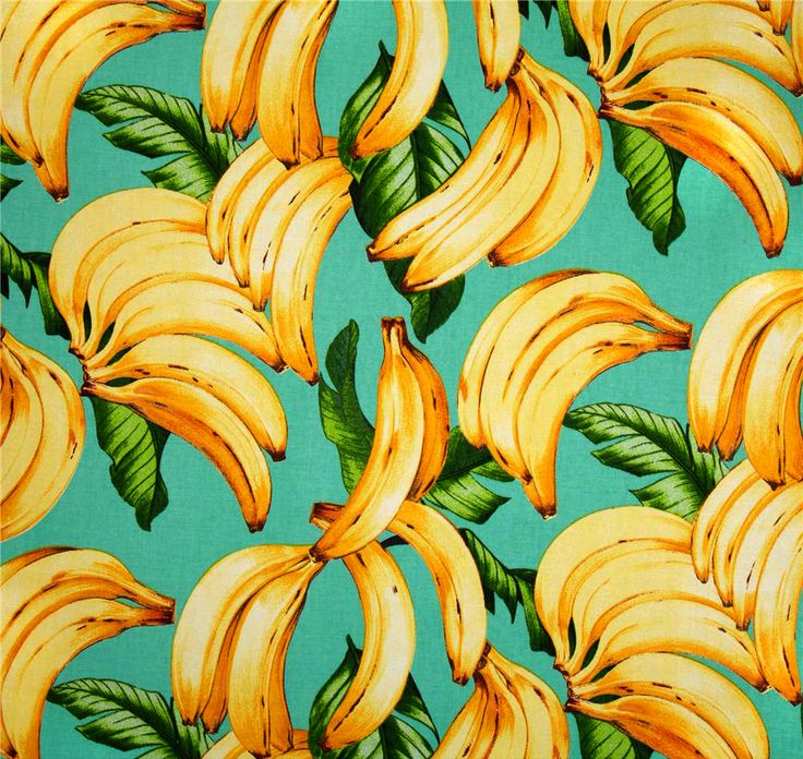 "Tommy Bahama Home Top Banana Sunsplash $12.98 per yard Horizontal Repeat 16.25 Vertical Repeat 16 Width 54"" Description: Screen printed on 100% cotton canvas; this medium weight fabric is very versatile. This fabric is perfect for window treatments (draperies, valances, curtains, and swags), duvet covers, pillow shams, accent pillows, tote bags, aprons, slipcovers and light upholstery"