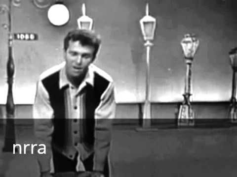 "Bobby Vinton ""Mr. Lonely"" - YouTube  Live on American Bandstand.  I had such a crush on him in 9th grade"