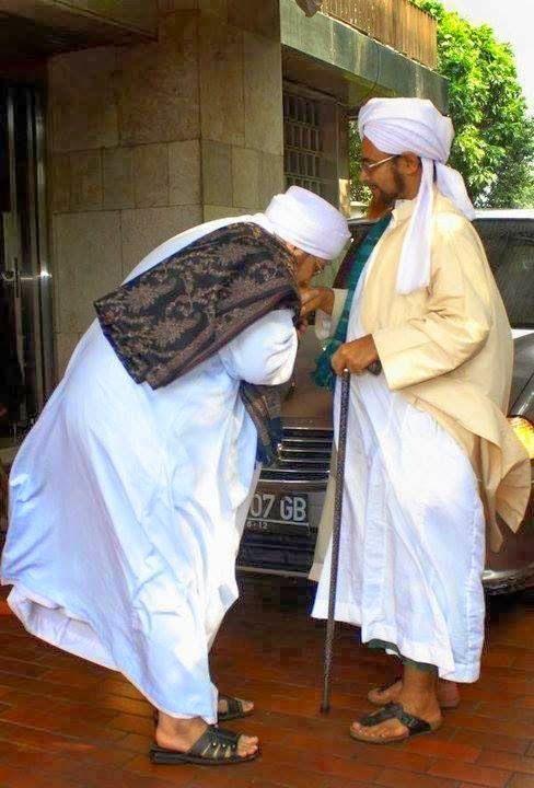 Wasiat Habib Umar Bin Hafidz Untuk Ahlul Bait di Acara Multaqo, Solo ~ Sejarah Ahlulbait Rasulullah