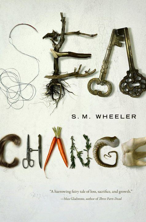 Dancing Hotdogs Book Club: Sea Change by S.M. Wheeler