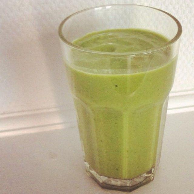 Groene smoothie snijbiet