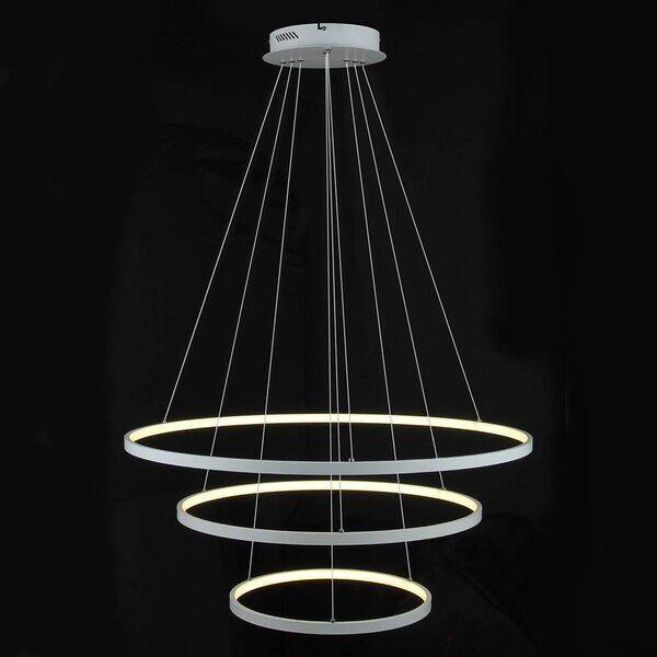 Dyal 3 Light Unique Statement Tiered Led Chandelier Led Chandelier Crystal Ceiling Lamps Modern Pendant Light