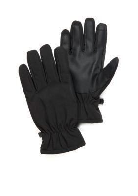 Saddlebred Men's Waterproof Glove With Reinforced Palm - Black - L/Xl