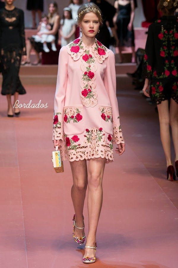 Dolce & Gabbana - Inverno 2015 - Ready-to-Wear