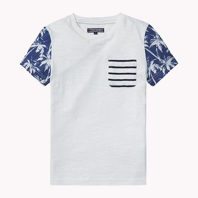 Tommy Hilfiger Camiseta Estampada - classic white (Blanco) - Tommy Hilfiger Camisetas - imagen principal