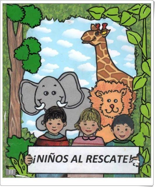 """""""Niños al rescate"""" de Sigrid Boye Espinoza"""