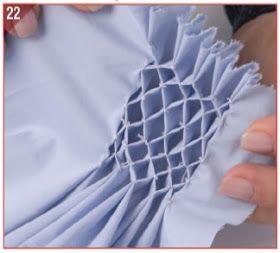 ARTESANATO COM QUIANE - Paps,Moldes,E.V.A,Feltro,Costuras,Fofuchas 3D: Técnica casinha de abelhas para vestidos
