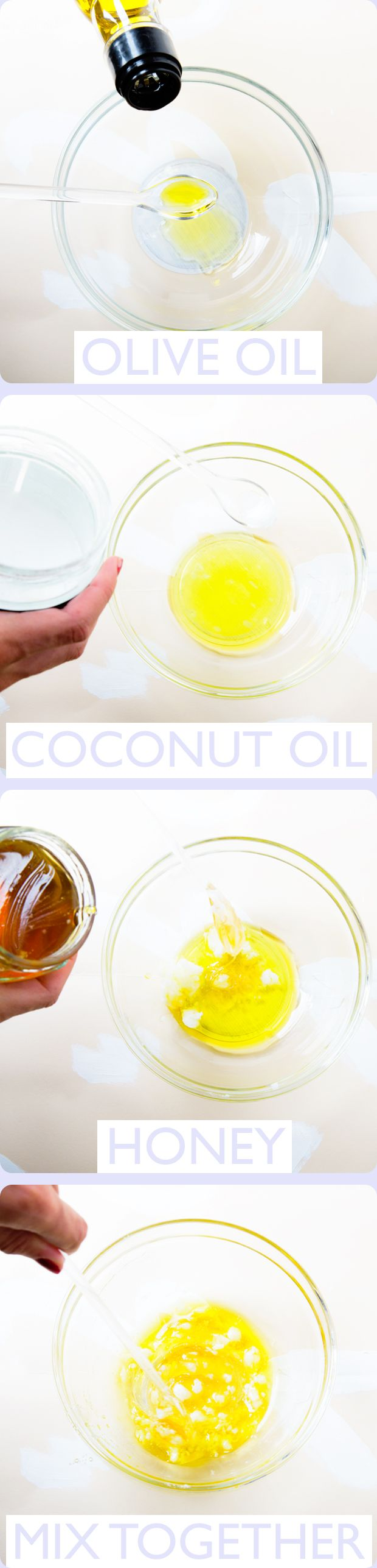 Achieve healthy locks with this DIY Hair Repair Mask