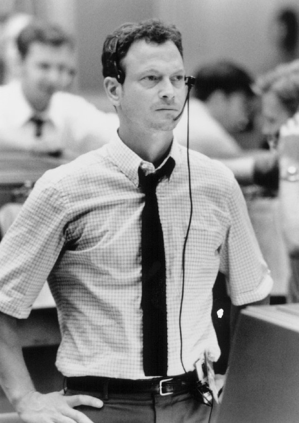 Ken Mattingly (Gary Sinise) in Apollo 13