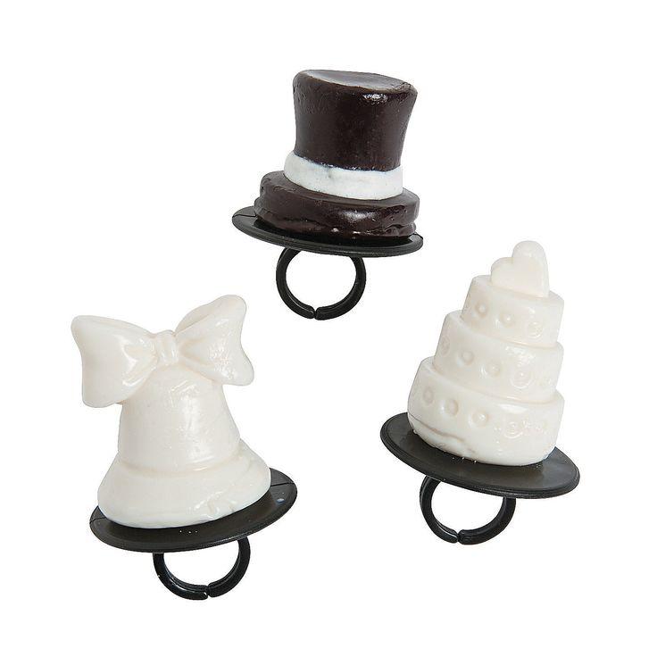 Bride+&+Groom+Ring+Lollipops+-+OrientalTrading.com