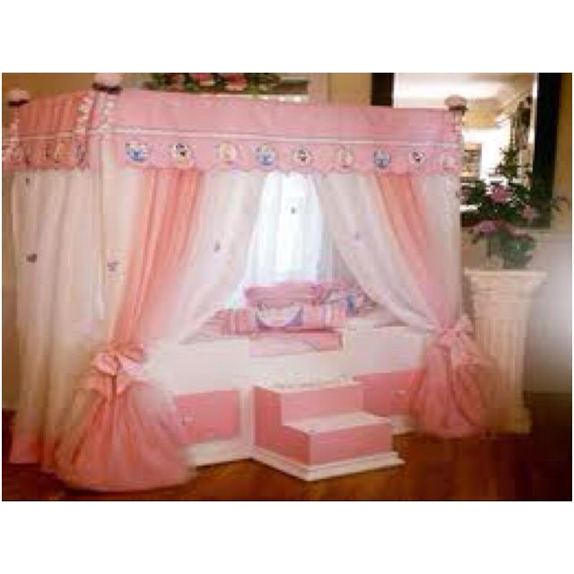 Princess Bedroom For Girls: Princess Bedroom Ideas