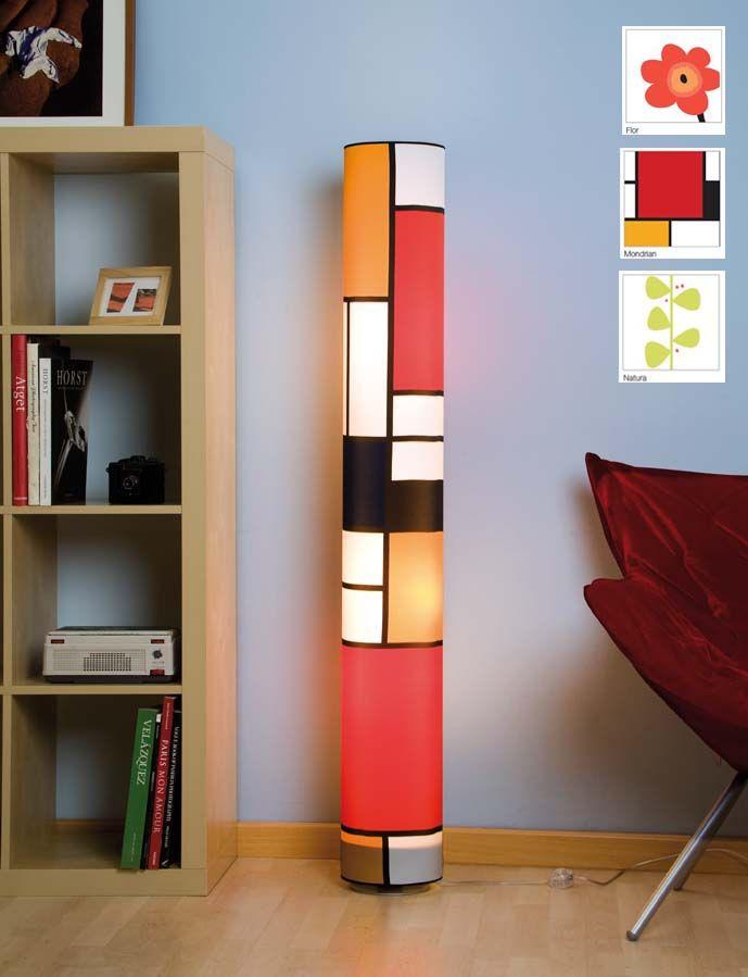 dekorative stehlampe tub beleuchtung beltr n ihr. Black Bedroom Furniture Sets. Home Design Ideas