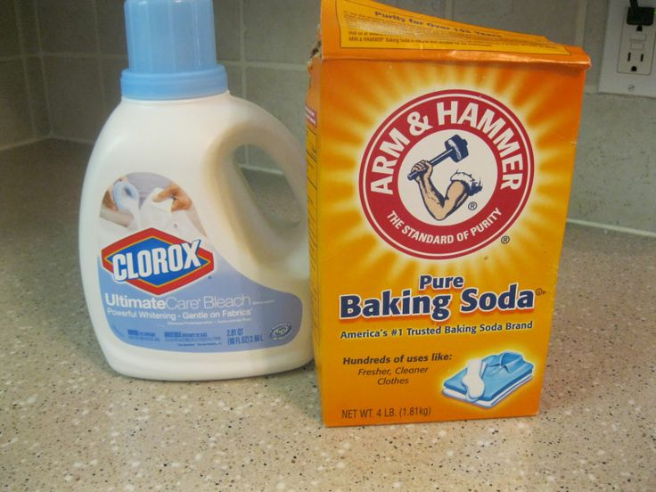 DIY Homemade Grout Cleaner (also found that you can use
