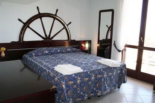Le camere in stile marinaro