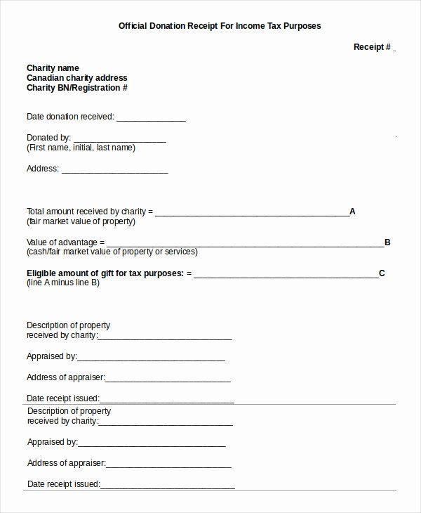 Donation Tax Receipt Template Fresh 15 Receipt Templates Receipt Template Teacher Newsletter Template Free Reference Letter Template