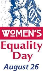 On August 26th let's celebrate the achievements of women and recommit to making gender equality a worldwide reality.Equality Right, Auguste 26Th, Women Equality, Happy Women, Celebrities Womensequalityday, Woman, Gender Equality, Promotion Women, Womensequalityday Women