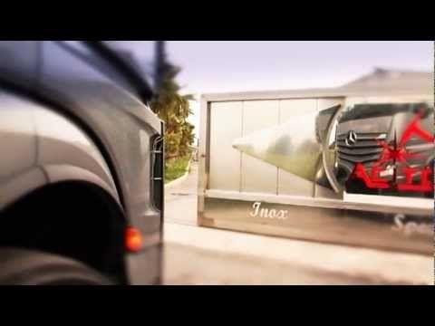 Mercedes Actros 2012 Acitoinox stellt neue Linie Zubehör  #mercedes #truck #acitoinox