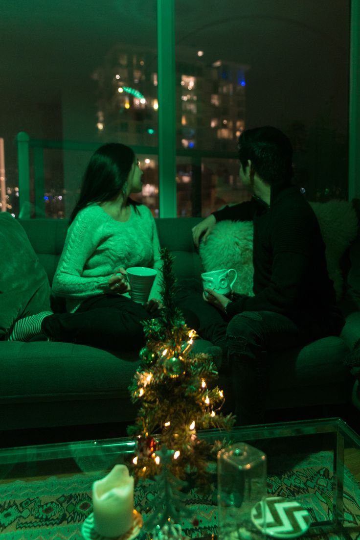 Looking forward to #Christmas! Set the holiday mood right with #smartlights