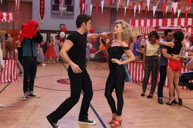 'Grease: Live' on Fox TV was as impressive as it was fun - NY Daily News