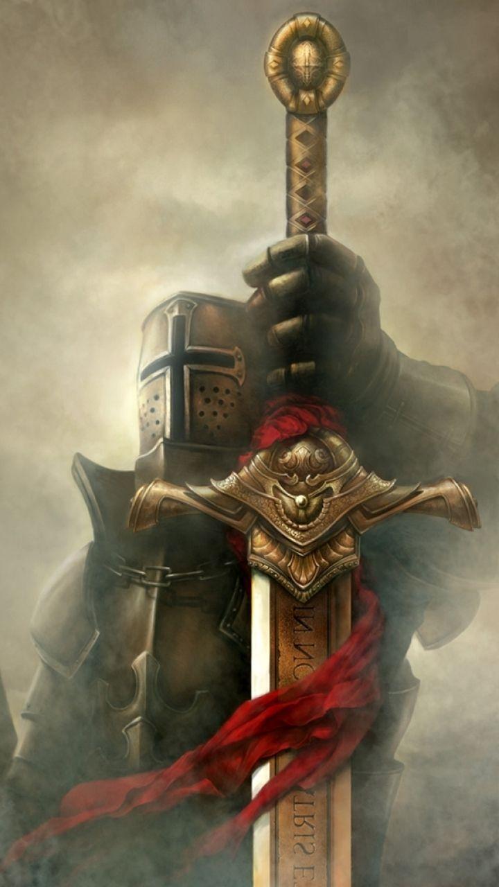 Knight Sword Wallpapers Desktop Background Knight Tattoo Knight Sword Templar Knight Tattoo