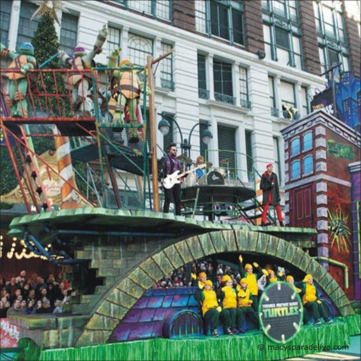 Seaworld Float Macys Parade