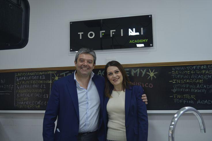 Sonia Peronaci alla Toffini Academy