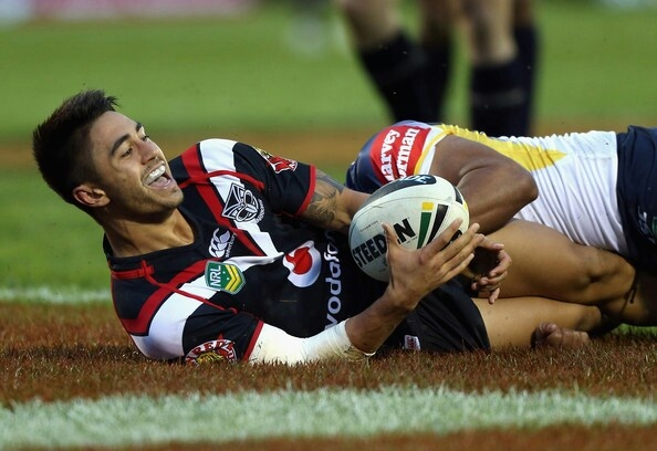 Shaun Johnson... Warriors