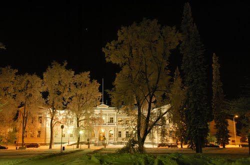 Kuopio, winter