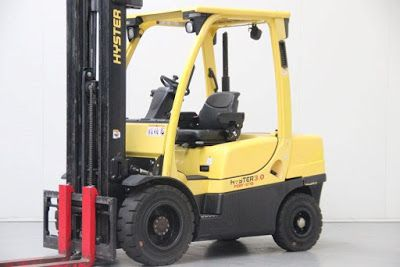 Hyster Service Manual: FREE HYSTER H3.0FT FORKLIFT SERVICE REPAIR MANUAL