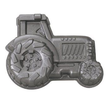 Tractor Cake Tin: Amazon.co.uk: Kitchen & Home