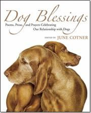 Dog Blessings af June Cotner, ISBN 9781577316169