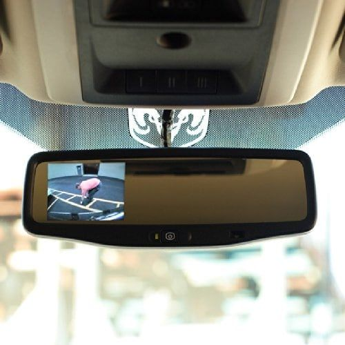 Brandmotion 9002-9515 Factory Auto Dimming Mirror with 3.5-I