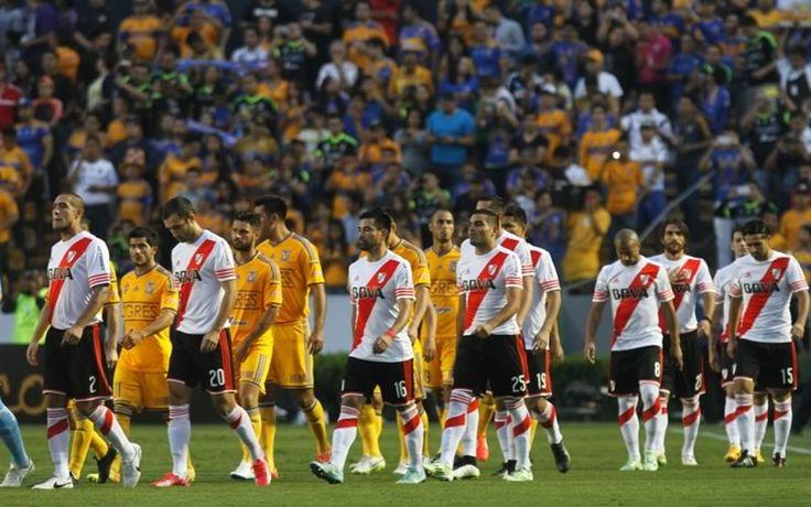 River vs Tigres ¿A qué hora juegan la vuelta de la final la Libertadores 2015? - http://webadictos.com/2015/08/04/river-vs-tigres-horario-final-libertadores/?utm_source=PN&utm_medium=Pinterest&utm_campaign=PN%2Bposts