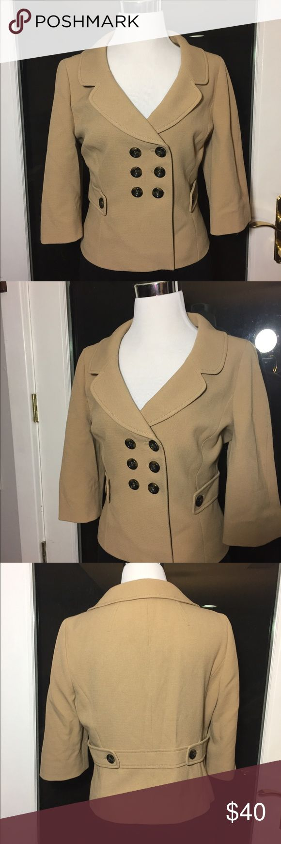 Anne Taylor loft blazer Anne Taylor Loft blazer smart, trim design anne taylor loft Jackets & Coats Blazers