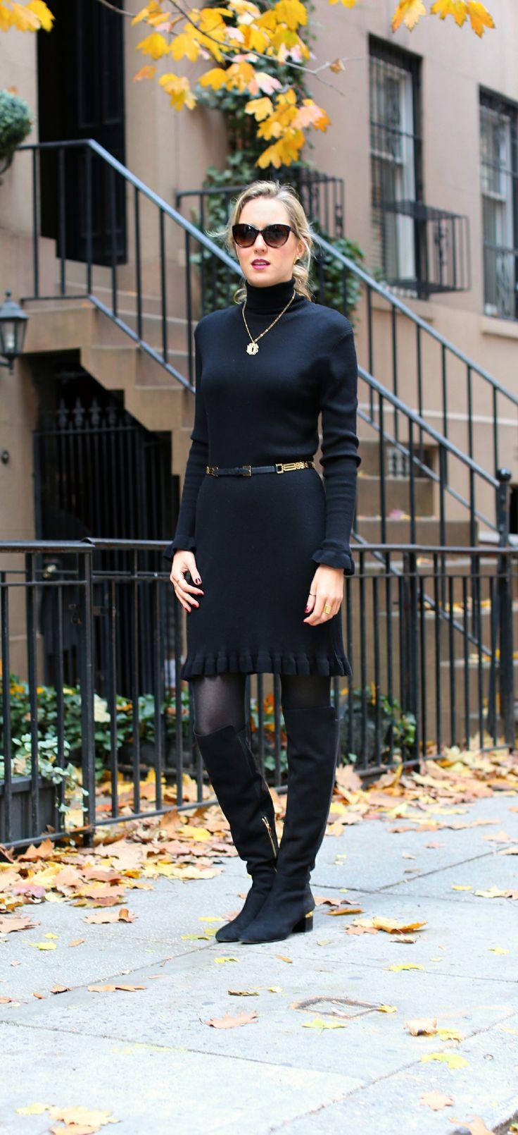 Best 25  Office boots ideas on Pinterest | Sweater dress boots ...