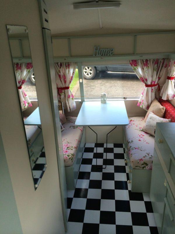 Vintage Shabby Chic Caravan Or Trailer Ideas Shabby