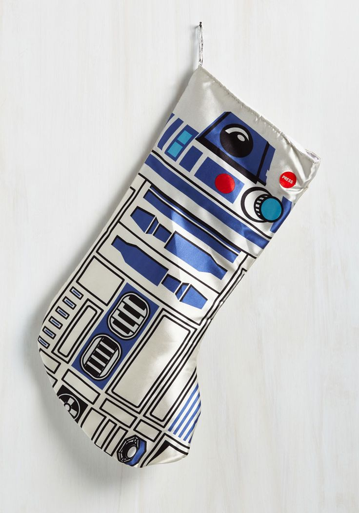 Droid to the World Stocking, #ModCloth