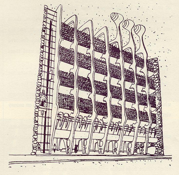 Amancio Gueses. Architectural Review v.129 n.770 Apr 1961: 241 | RNDRD