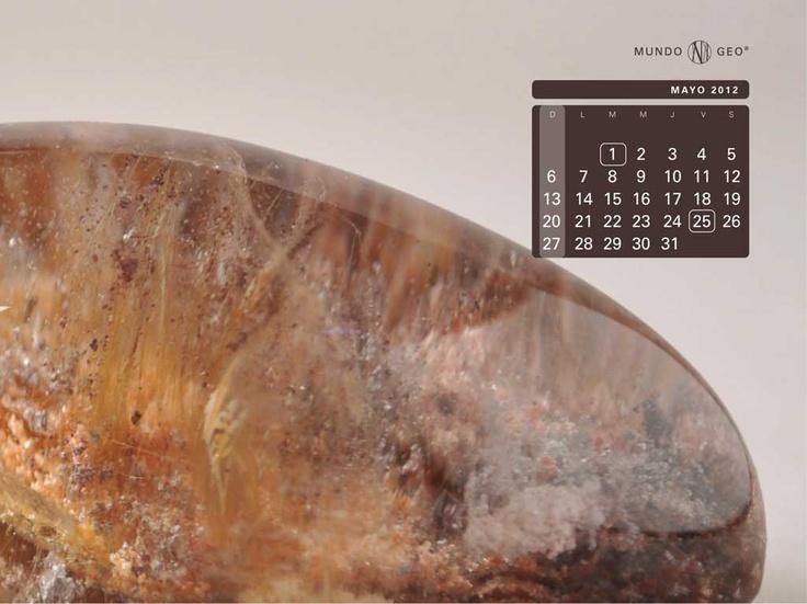 Mes mayo: Cuarzo jardín